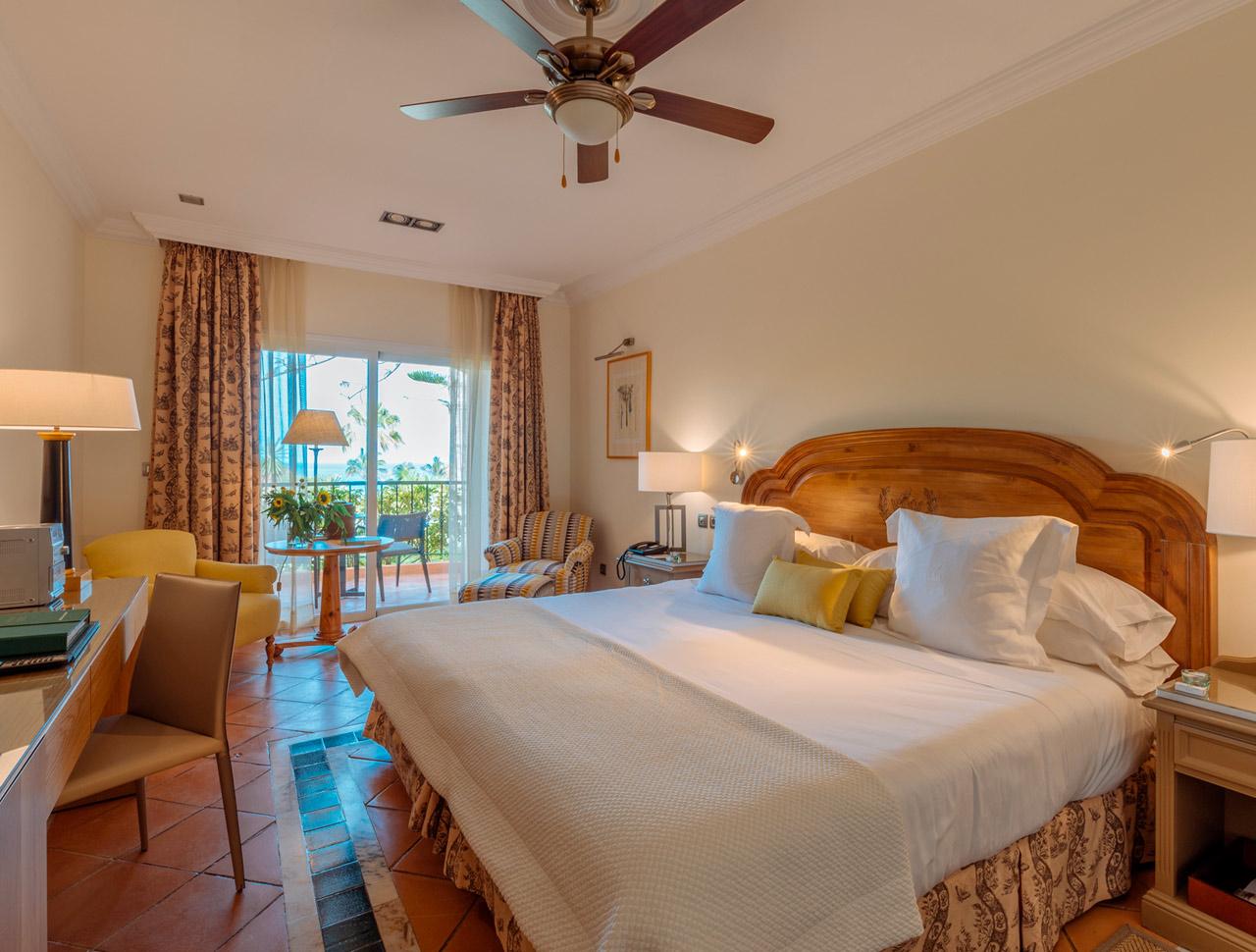 Double room Casas Ducales room
