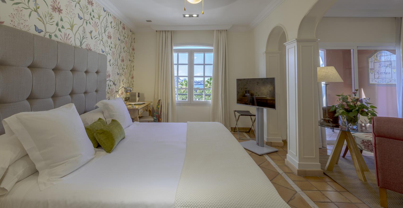 Junior Suite Casas Ducales room