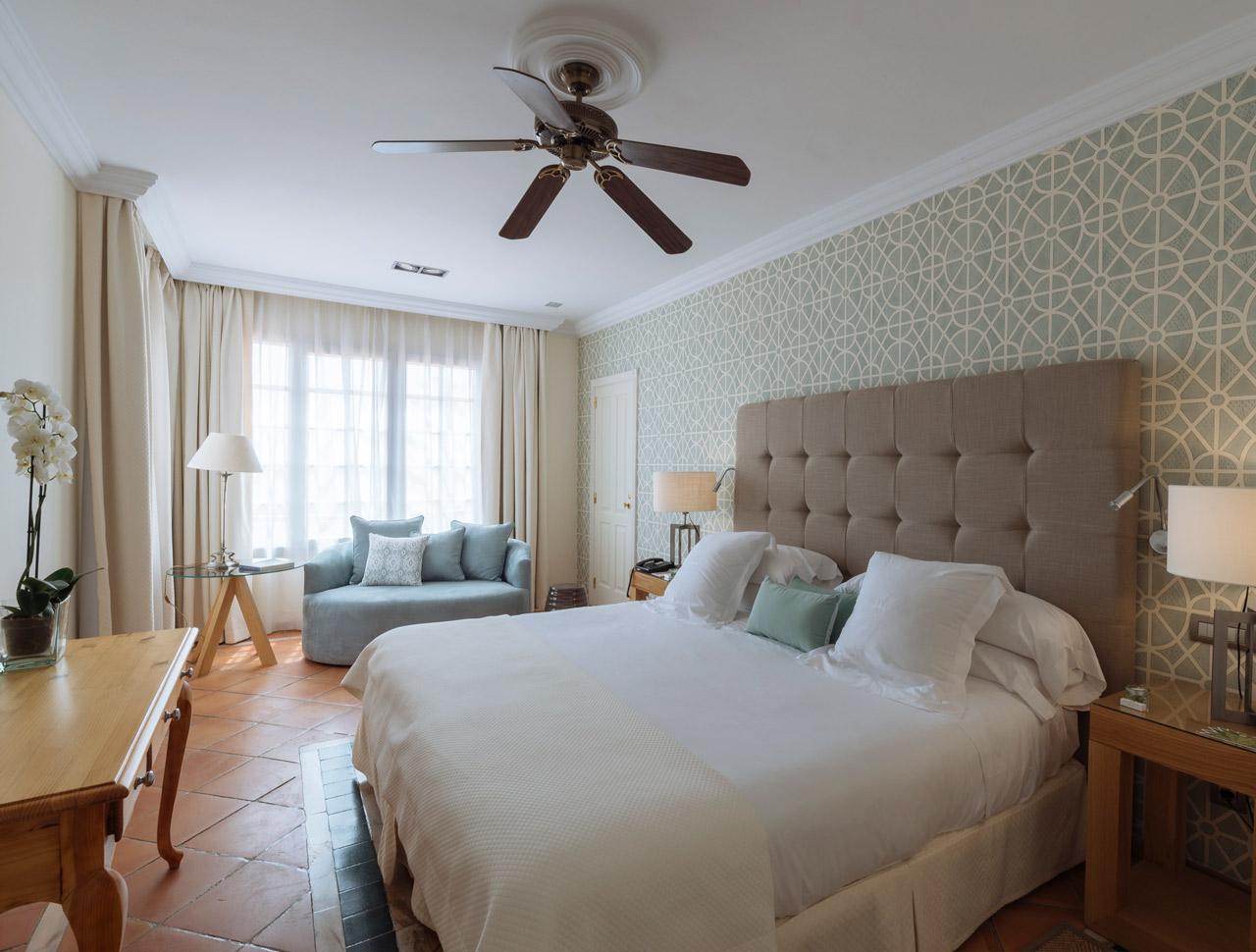 Suite Casas Ducales room