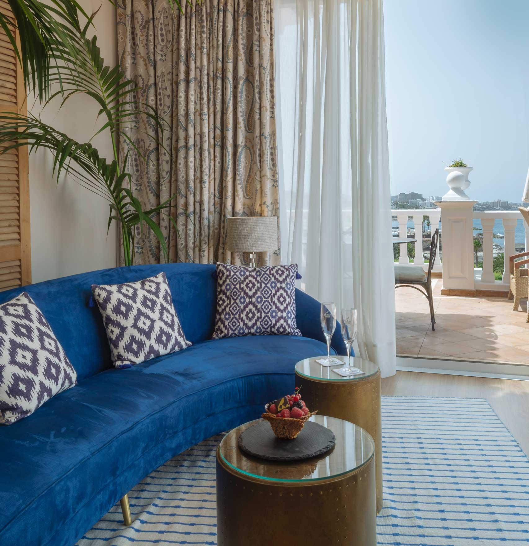 Royal Suite Casas Ducales terrace