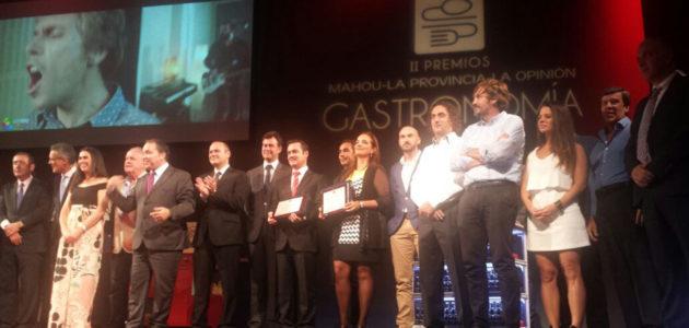 Premios Mahou de Gastronomía 2015