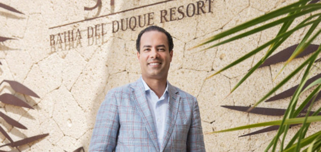 Bahia del Duque welcomes a new GM