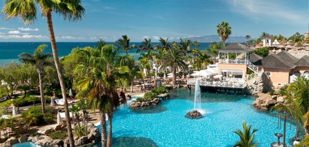 Bahia del Duque nombrado Top Partner Hotel