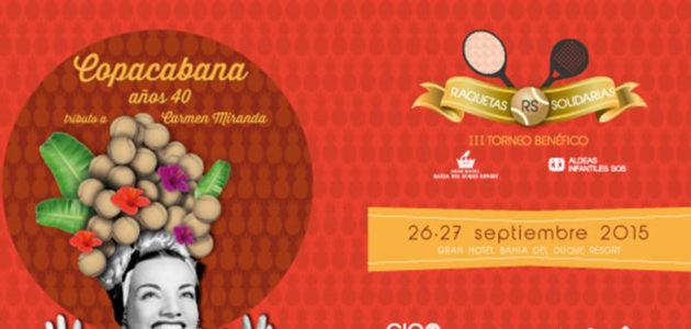 III Torneo Benéfico Raquetas Solidarias