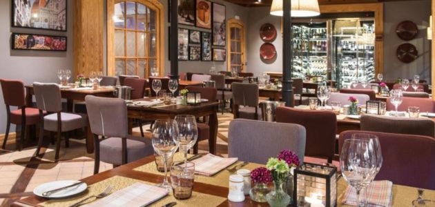 The restaurant La Trattoria reopens