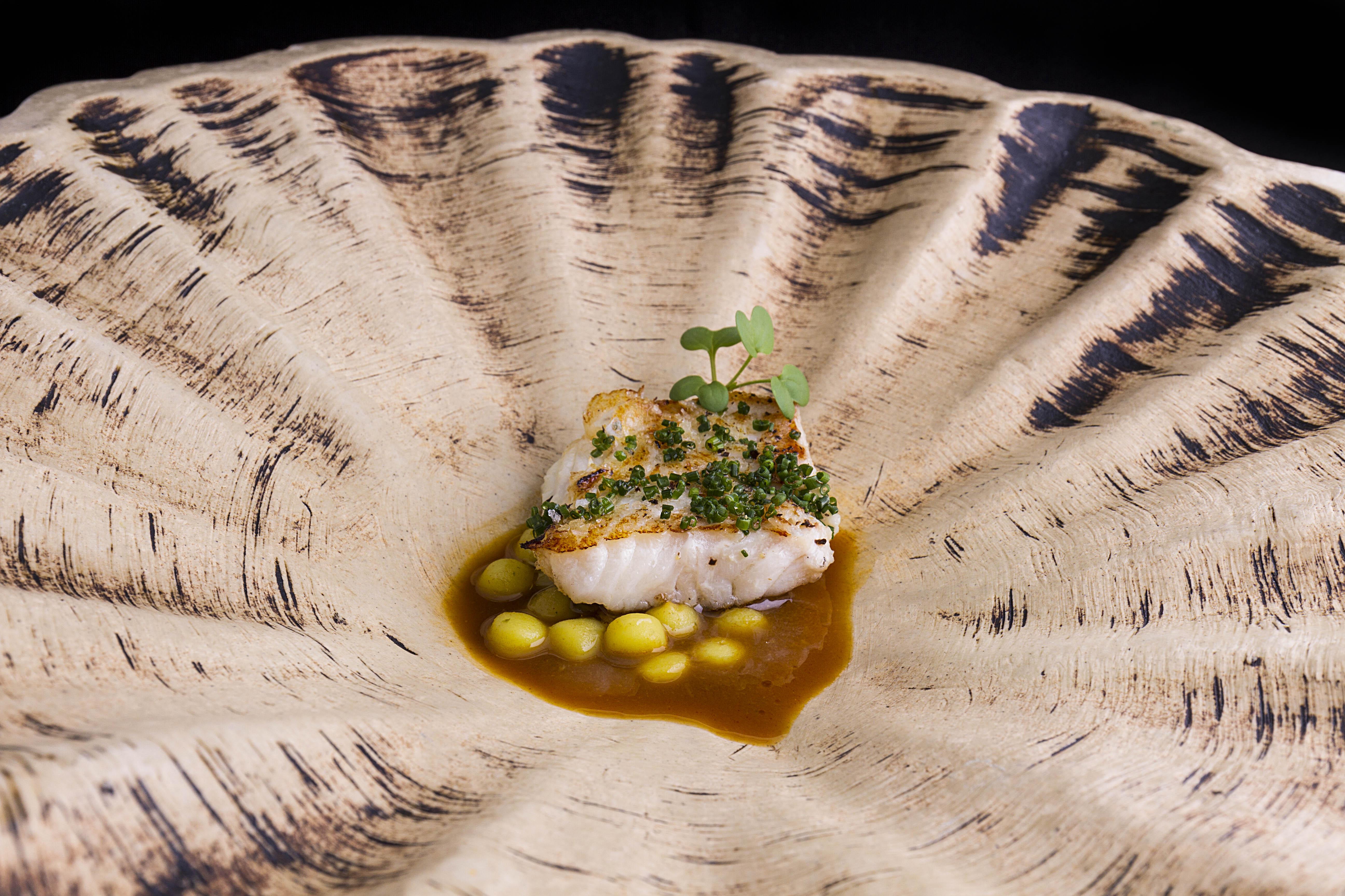 Fish Casserole - Restaurant Las Aguas Dish