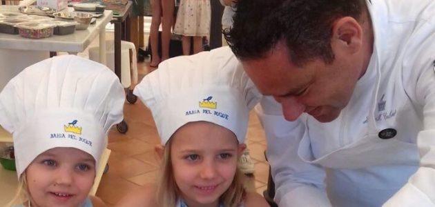 Our Mini Chef cook