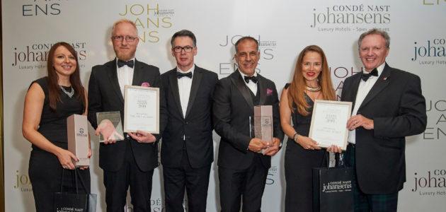 Premios a la Excelencia Turística Condé Nast Johansens