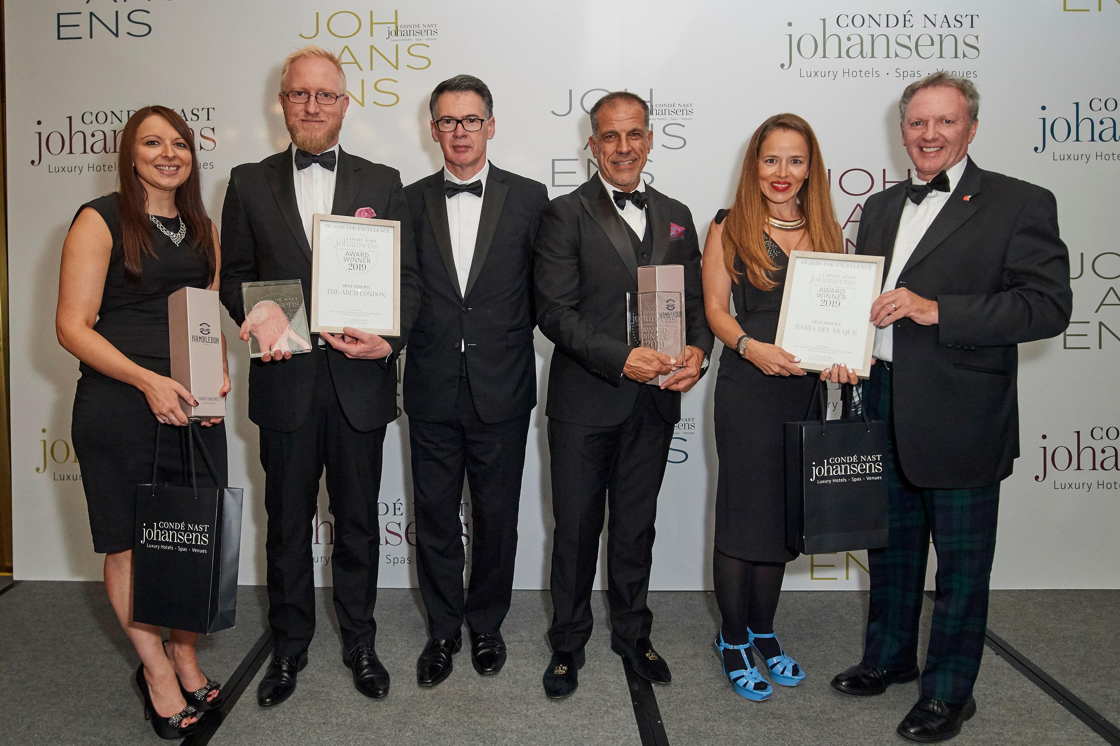 Condé Nast Johansens Awards