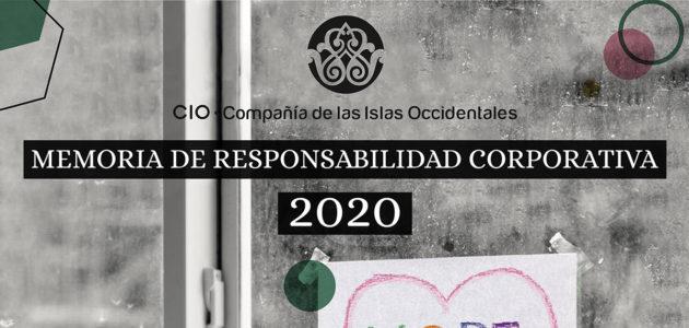 Grupo CIO refuerza su compromiso en Responsabilidad Corporativa publicando la memoria RC 2020